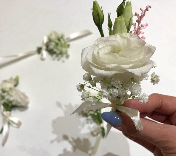 Cvetići za kićenje za svadbu i venčanja
