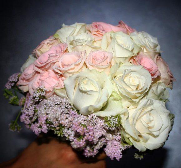 bidermajer sa ružama