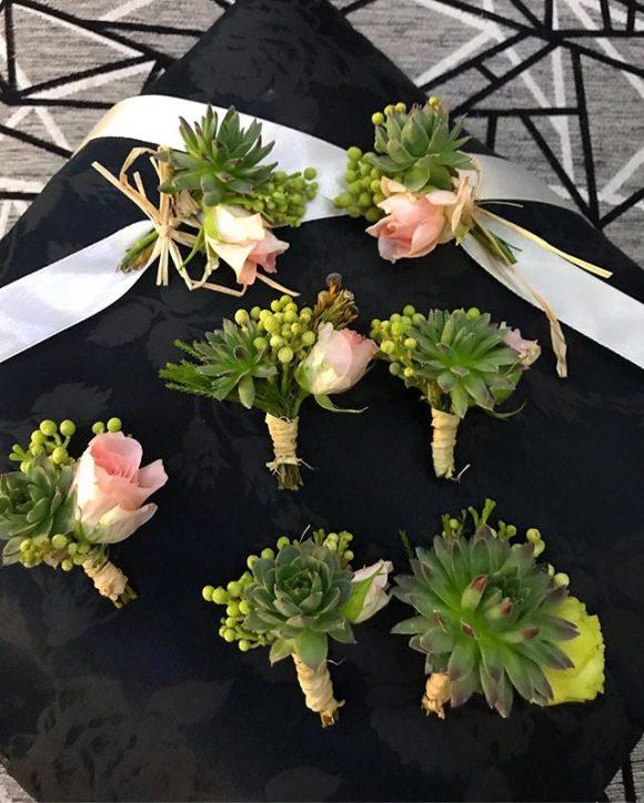 Cvetići za svatove na venčanjima