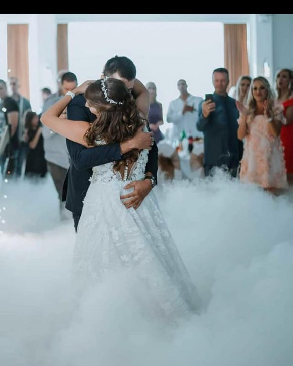 Dim za prvi ples sa mladencima na venčanju