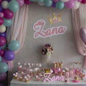 Slatki sto – dekoracija rodjendana