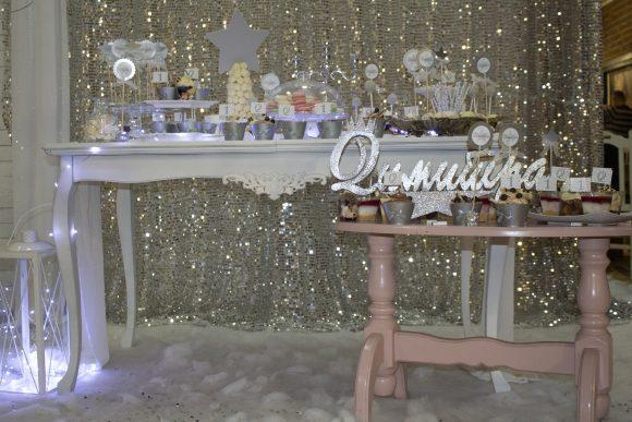 Slatki sto za dekoracija rodjendana