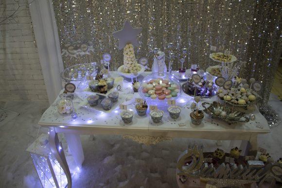 Slatki sto za dekoraciju rodjendana
